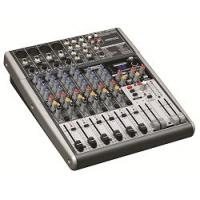 Portable Audio Mixer Stage Mixing Console 4 Channel X1204USB Premium Ultra Low Noise Manufactures