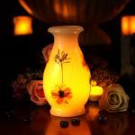 vase,glass vase,home decor,LED Flower vase light,LED Flower Vase pot lys,Bloemenvaas licht Manufactures