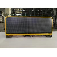 SMD2727 High brightness Taxi Top Led Display Advertising environment friendly Manufactures