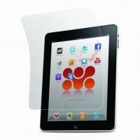 Premium Clear Screen Protector for iPad 2, New iPad, Protective Shield Guards against Dust, Smudges Manufactures