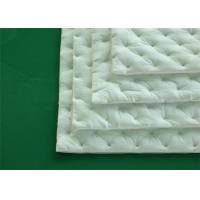 Single Adhesive Sound Absorbing Cotton FireProof  WaterProof  White Cotton Manufactures