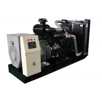 A Open Frame Diesel Generators Canopy Color Optional With Radiator And Cummins Engine Manufactures