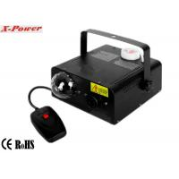 Mist Maker 3 * 3W RGB DJ Fog Machine 400w LED Smoke Maker With Crystal Ball For Party   X-02 Manufactures