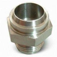 CNC Turned Parts CNC Machined Precision Turned Part with Lost Wax Casting and Induction Hardened Hea Manufactures