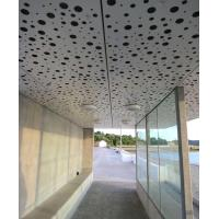 Perforated Ceiling Panels for Retrofits or New Construction Manufactures