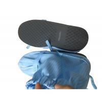 Autoclavable Cleanroom ESD Safety Shoes Dust Free With Static Dissipative Manufactures