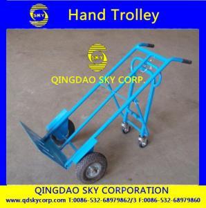 China heavy duty hand truck on sale