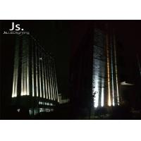 Color Changing Led Wall Washer Track Lighting -40~50° Work Temp For Residential Buildings