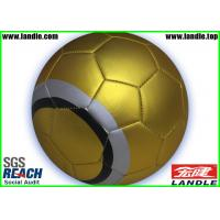 China Professional Official Size 5 Match Weight FootballSoccer Ball for Outdoor on sale