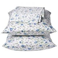 OEM Printed Cotton Home Bed Sheet Sets / Hotel Bedding Set Single Size or Double Sizie Manufactures