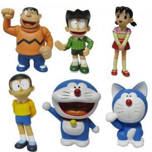 Doraemon action figure,cartoon figure Manufactures
