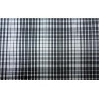 100% Polyester Yarn Dyed Check Memory Fabric Manufactures