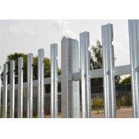 Hot dipped Galvanized Palisade fencing Manufactures