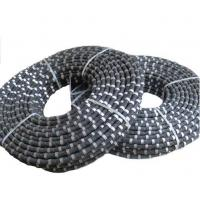 diamond wire saw for marble quarries with 40 beads Spring fixing Manufactures