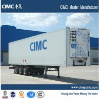 the best refrigerated semi trailer , cimc refrigerated semi trailer Manufactures