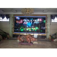 P1.923 Indoor Led Advertising Screen For Exhibition Halls Low Power Consumption Manufactures