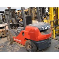 Used Toyota Forklift 3t 8fd30 Manufactures