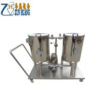 Microbrewery 1000L Craft Beer Equipment Commercial For Hotels CE Approval Manufactures