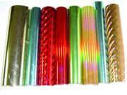 Colorful Laser Foil Paper Manufactures