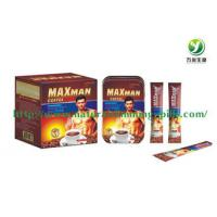 China Effective Natural Male Sex Enhancement Pills , Maxman Coffee on sale