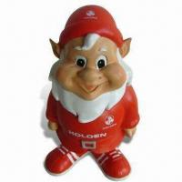 Polyresin Garden Gnome Statue, Customized Specifications are Accepted, OEM Orders are Welcome Manufactures