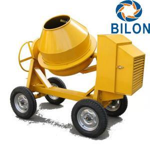 China 350L 400L 500L Diesel / Gasoline Engine / Motor Mobile Concrete Mixer Machine on sale