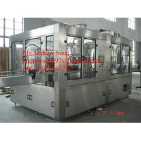 China 3 In 1 Vegetable & Fruit Juice Filling Plant With Fully Automatic on sale