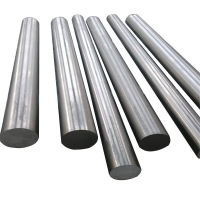 Gr5 ASTM B265 Forged Diameter 200mm Titanium Alloy Bar Manufactures