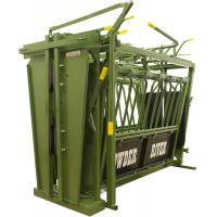 Double Squeeze Cattle Chute Manufactures