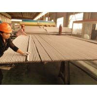 TP 904L 3 Inch Diameter Stainless Steel Pipe , Electric Fusion Welded Pipe Manufactures