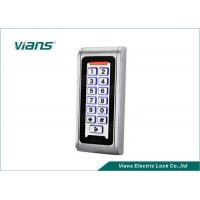 MA10- E Metal Waterproof Single Door Access Controller Keypad with  EM card ID Card Manufactures