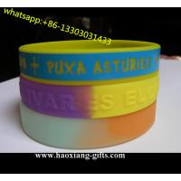 require size silicone wristband/bracelet for kids/men/women/child from China Manufactures