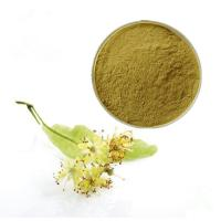 China Natural Tilia Europaea Flower Extract/ Linden Flower Extract Powder 5:1 10:1 on sale