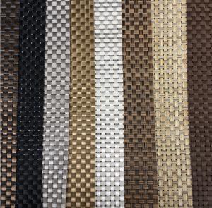 Textilene Fiber for Outdoor Furniture sunbed fabrics is resists ultraviolet radiation Manufactures