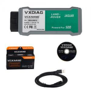 Buy cheap VXDIAG VCX NANO Jaguar Land Rover 2 in 1 JLR IDS SDD V141 crack from wholesalers