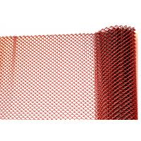 Colorful Decorative metal mesh drapery , Aluminum wire Chain Link Mesh Curtain Manufactures