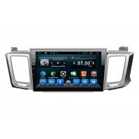 Quality Android Car Radio Player Toyota Navigation GPS / Glonass System for RAV4 2013 for sale