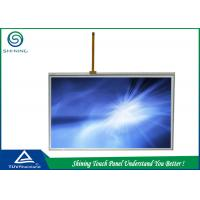 China 4 Wire Resistive Industrial Monitors Touch Screens Sensor ITO Film / ITO Glass on sale