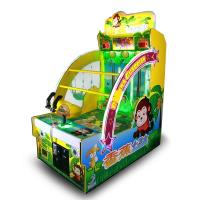 Banana Guardian Arcade Shooting Monkey Game Machine For 1 Player Manufactures