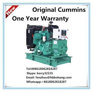 China 20KW/25KVA Cummins diesel generator set  with Stamford alternator on sale