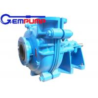 450ST-L Horizontal Slurry Pump Expeller seal Sealing type OEM Manufactures