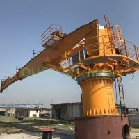China 40t Telescopic Boom Jib Electric Hydraulic Crane With Overload Protection System on sale