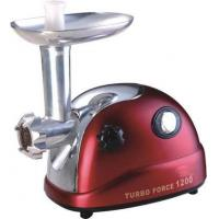 China Multifunctional Meat Grinder, 1500W, Aluminum Tray on sale