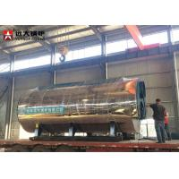China Low Pressure Small 2.5 Ton Fire Tube Steam Boiler Complete Equipments on sale
