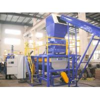 PET bottles recycling line Manufactures