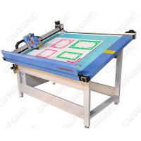 Quality embroidery decorating matboard CNC cutter for sale