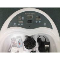 Ionic Body Machine Ion Cleanse Foot Bath , Ion Cleanse Detox Machine with Massage Patches Manufactures