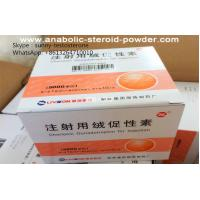 Quality Injectable Polypeptide Hormones Human Chorionic Gonadotropin HCG For Bodybuilding for sale