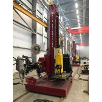 Buy cheap Weld Automation Column and Boom Manipulators with Moving Trolley and Flux from wholesalers