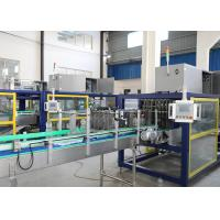 China Heat Shrink Packaging Equipment With Heat Shrink Tunnel , Long Life Time on sale